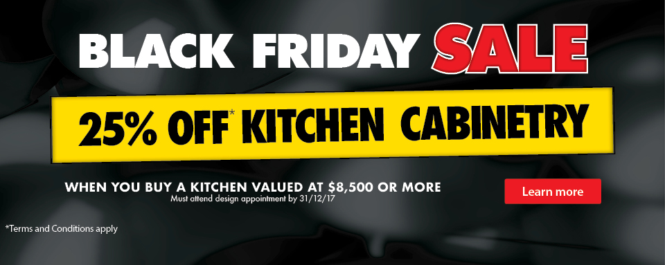 Black Friday Special Offers at Wholesale Kitchens - discounted prices