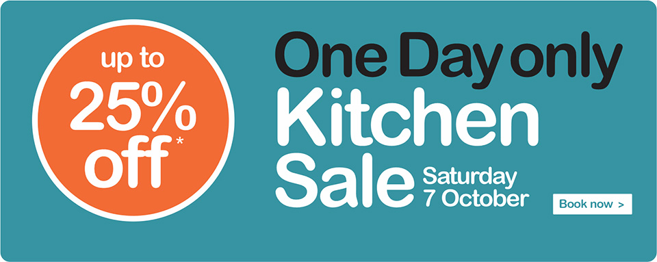 Wholesale Kitchens One Day Sale: Alexandria NSW October 7, 2017
