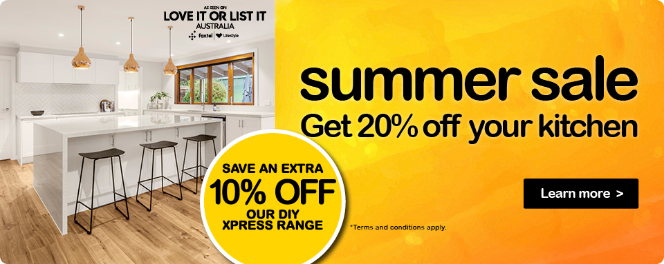 Wholesale Kitchens - special offers on kitchen cabinets